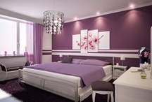 Dreamy Bedrooms / by Irma Givens