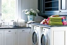 inspiration: laundry room/mudroom / by Brooke Waite @ Design Stash