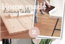 DIY: furniture / by Brooke Waite @ Design Stash