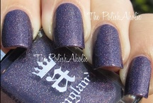 Nail Polish - Collection / by Marianne