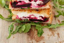 Salad & Sandwich / by Sharon Koski