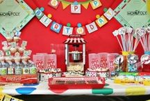 Party Ideas / by Shondricka Battiste