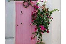 Doors / by Elizabeth Gallagher Kennedy