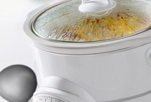 Crockpot, Slow Cooker / by Shell Kuhn