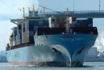 Under the Bridge / by Maersk Line