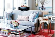 inspiration: living room / by Brooke Waite @ Design Stash