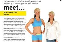 Fitness Motivation / by Sharon Koski