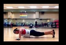 Exercise Tips - Sharon Koski / Move Your Body & Have Fun!  Workout & Training Ideas for all levels / by Sharon Koski