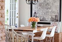 inspiration: dining room / Crazy beautiful spaces to dine in style. / by Brooke Waite @ Design Stash