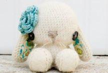 C R O C H E T♥ {amigurumi} / cute little crochet friends