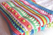 C R O C H E T♥ {blankets}