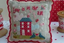 Cross Stitch I Love / by Laurie Myers