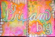 Art Journaling / by Laurie Myers