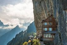 Travel Inspiration: Switzerland / Places to Go, Things to Visit, Sightseeing ideas and places to eat.. in Switzerland