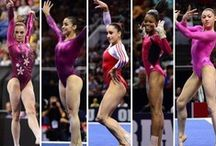 Gymnastics ~ USA / by Cynthia Peters