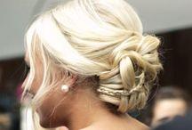 BLONDE HAIR / by Sharon Koski