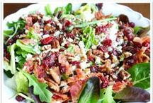 i♥ F O O D || salads
