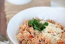 i♥ F O O D || pasta & rice