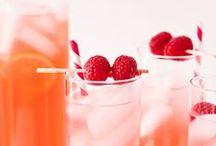 i♥ F O O D || beverages / bottoms up!