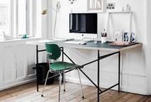 WORKSPACES / Inspiring workspaces and studios