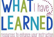 TEACHING♥ {blogs}