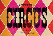 #circus | Circus / #circus #typography #barnumandbailey #typography #poster