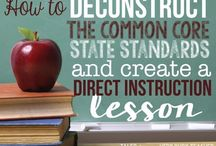 TEACHING♥ {common core}