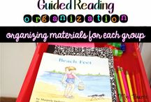 TEACHING♥ {guided reading} / Daily Five: guided reading activities,