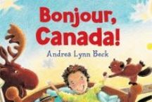 2017 Club de lecture d'été TD TD Summer Reading Club - Canada / Idées pour le Club de lecture d'été TD 2017 sur le thème du Canada. Ideas for the 2017 TD Summer Reading Club with the theme Canada.