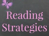 Reading Strategies / A board filled with fun, motivating, colorful classroom posters and reading activites that will enhance any reading period. https://www.teacherspayteachers.com/Store/Read-All-About-It