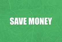 How to Save Money — Ideas and Tips / Saving money tips, personal finance hacks, ideas, and challenges for those in your 20s, those who embrace frugal living, and houseowners.