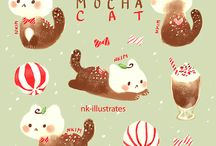 Kawaii Tea Animals