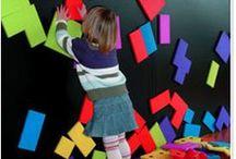 poczekania-dla-dzieci I children's-waiting-room / Pomysły na to, jak stworzyć poczekalnię przyjazną dla dzieci I Ideas on how to create a kid friendly waiting room