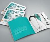 ulotki medyczne I medical brochures / Przykładowe ulotki medyczne