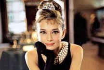 Audrey Hepburn / unica, elegante, glamorosa, bella.