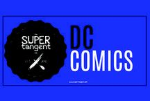 DC Comics / The DC Comics world is much more than the Justice League, or the World's Finest. Marvel Comics' finest rival, DC comics are just as important to the world of geekdom.