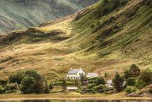 ...scottish highlands