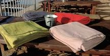 Fleece-Decke Biergarten, Terrasse und Outdoor / Hochwertige Fleecedecken in schwerer Qualität und modischen Trendfarben direkt vom Hersteller.