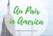 Au Pair | America / Do you plan on becoming an Au Pair in America? Find useful tips and information about Au Pair life and how to become an Au Pair in the USA here! Au Pair, Au Pair in America, Au Pair Agency, Living in America, Living abroad, Gap Year , Host Family, Childcare, moving abroad.
