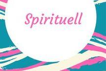 Spirituell / Spiritualität ist mein größtes Hobby. Und ein Schritt in Richtung meiner Berufung. Nur halbwegs dezent Spirituelles muss es sein, egal, ob es um Verbundenheit, Jenseits, Tierkommunikation oder Unerklärliches geht. Mit dabei: Tipps für spirituelle Bücher, spirituelle Ratgeber, spirituelle Kinderbücher und Blogartikel