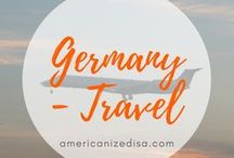 Germany | TRAVEL / Are you planning your next trip to Germany? Find tips and inspiration here! Berlin, Hamburg, München, Castles, Travel Guide, Europe, Flight, Accommodation, Cologne, City Guide, Weekend Trips.