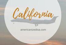 California | TRAVEL / Discover the Californian West Coast! Travel Inspiration and Tips. Los Angeles, San Diego, San Francisco, Sacramento, San Jose, Beverly Hills, Santa Monica, Hollywood, Road Trip, Hotel, Rent a car, Packing, Pacific Ocean, Beach, Disneyland, Sierra Nevada.
