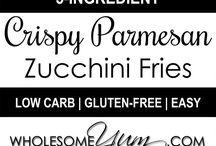 Zuccini recipes