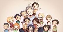 Haikyuu family