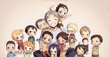 Haikyuu family