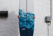 •surfboards