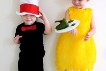 Literary Costumes / Fun literary-inspired Halloween costumes. / by Reading Rockets