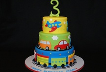 Cake and Cookie Decorating Designs / i love to bake and decorate cakes and cookies. Here are a few ideas / by Tammy Eime