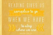 Reading/Books / by Chikyra Percy