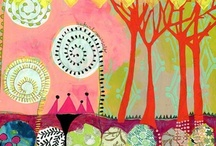 art projects- paper & collage